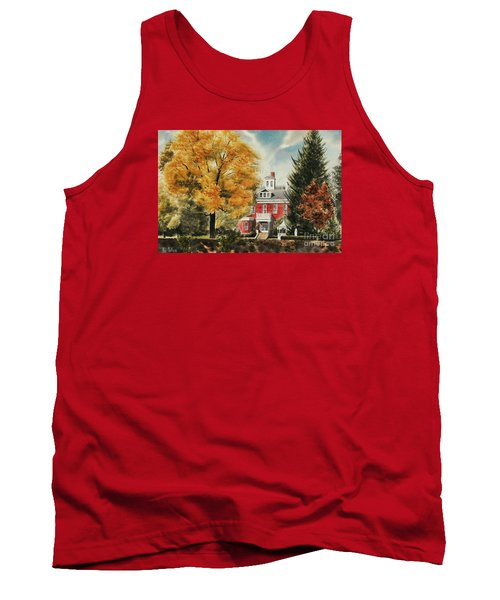 Antebellum Autumn Ironton Missouri Tank Top