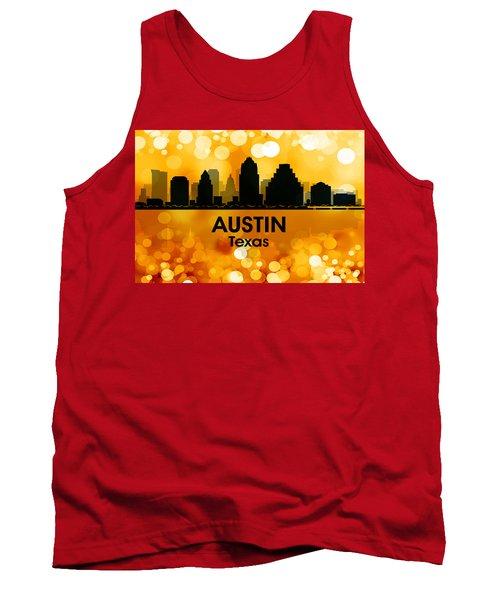 Austin Tx 3 Tank Top