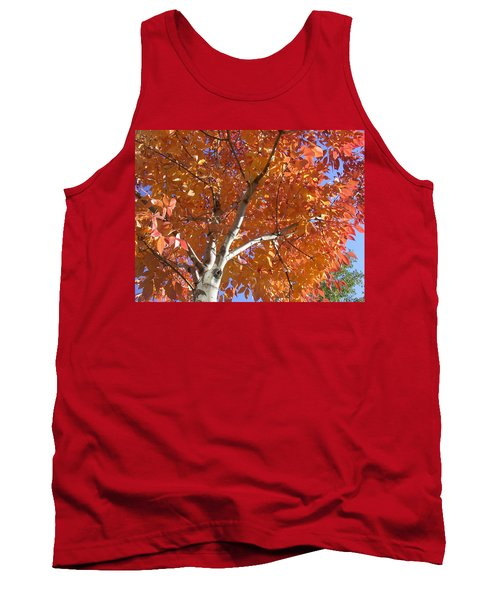 Autumn Aspen Tank Top