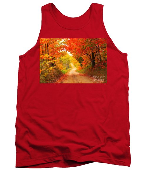 Autumn Cameo 2 Tank Top