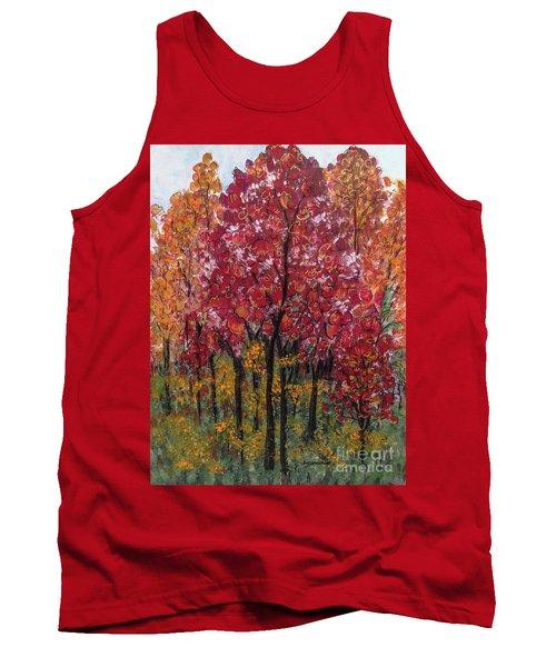 Autumn In Nashville Tank Top