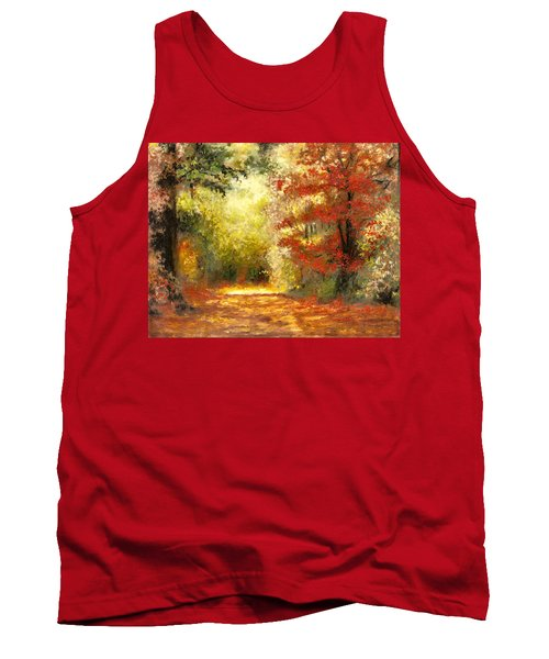 Autumn Memories Tank Top