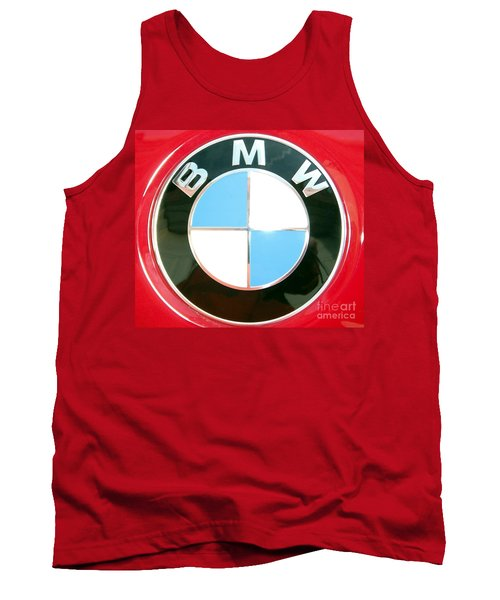 Tank Top featuring the photograph Elite Transportation by Susan Carella