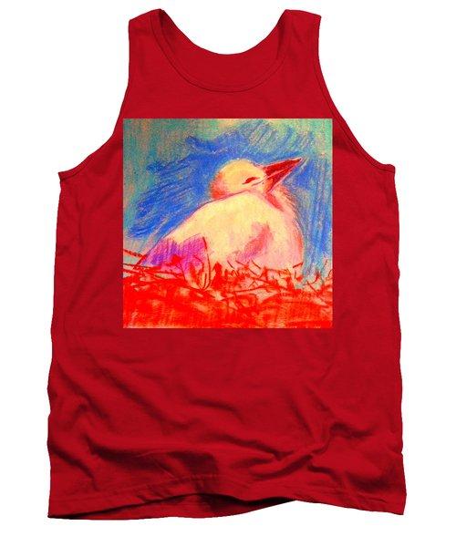 Baby Stork Tank Top