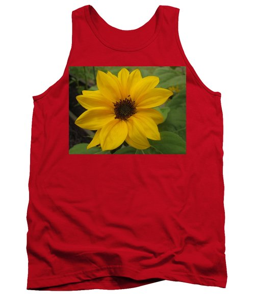 Baby Sunflower Tank Top