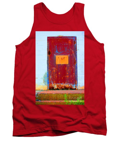 Back Door Tank Top