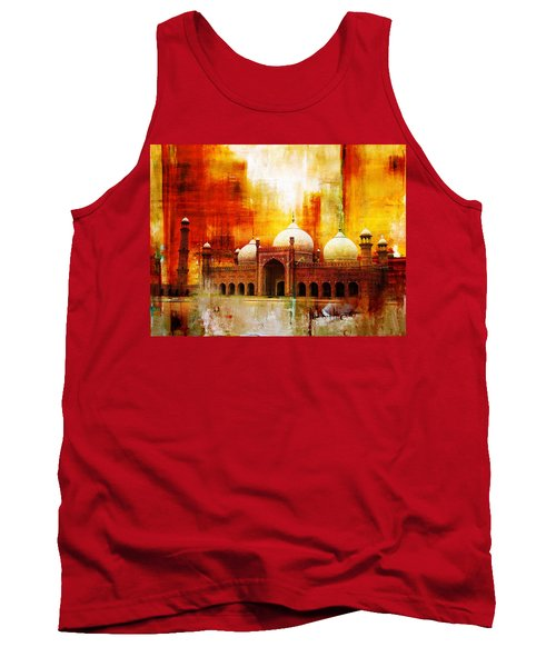 Badshahi Mosque Or The Royal Mosque Tank Top