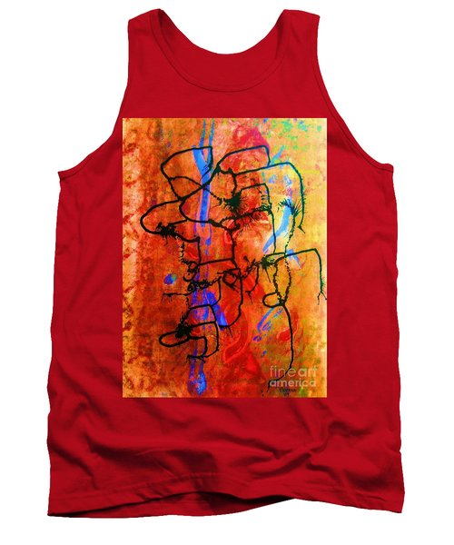 Baja Primative Tank Top by Roberto Prusso