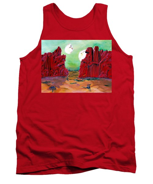 Barsoom Tank Top