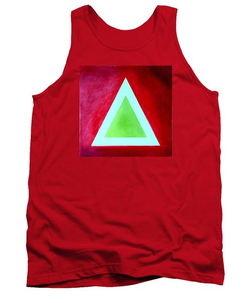 Be Outstanding Tank Top by Thomas Gronowski