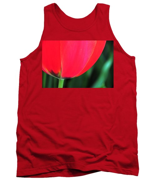 Tank Top featuring the photograph Beneath by Mike Martin