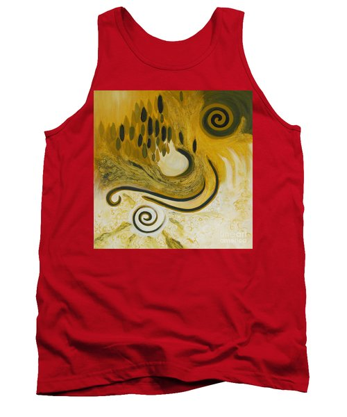 Between Heaven And Hell Tank Top