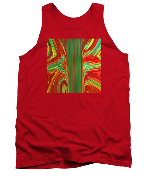 Bird Of Paradise I  C2014 Tank Top
