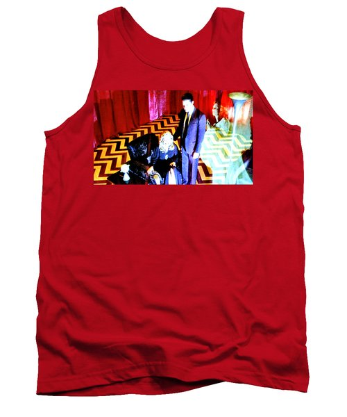 Black Lodge 2013 Tank Top