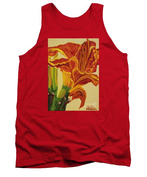 Blazing Glory Tank Top