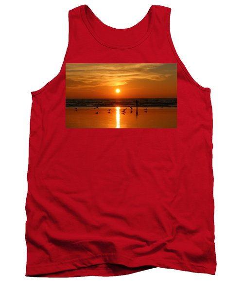 Bliss At Sunset   Tank Top