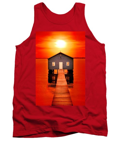 Blood Sunset Tank Top