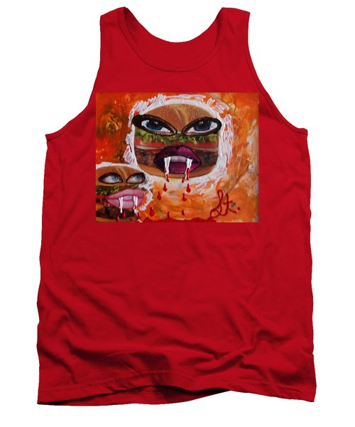 Bloody Meat Tank Top