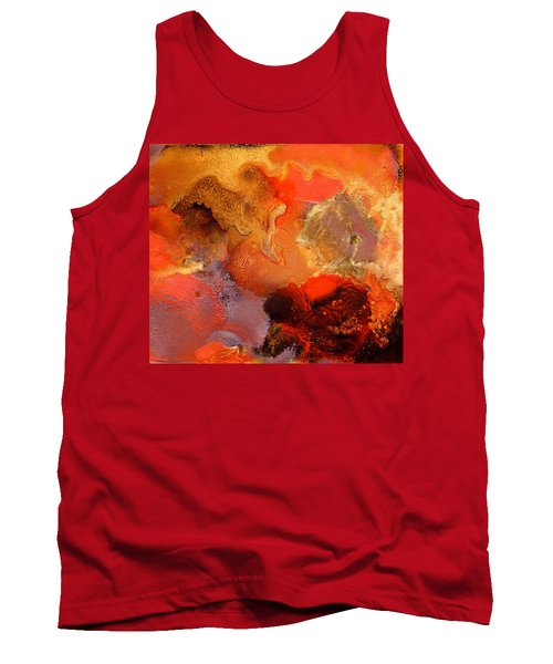 Boiling Lava Tank Top
