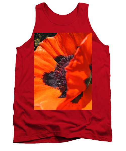 Tank Top featuring the photograph Both Sides Now by Brooks Garten Hauschild