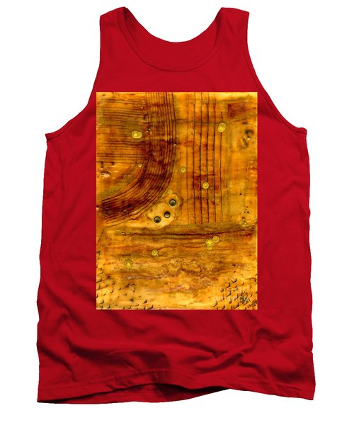 Brass Tokens Tank Top