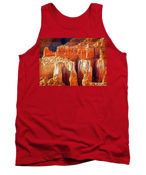 Tank Top featuring the photograph Brilliant Bryce by Marty Koch