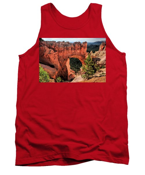 Bryce Canyon Arches Tank Top