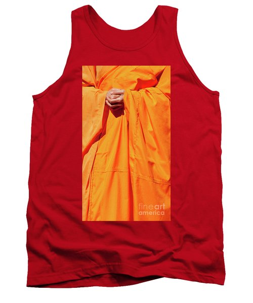 Buddhist Monk 02 Tank Top