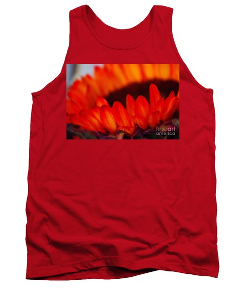 Tank Top featuring the photograph Burning Ring Of Fire 2 by John S