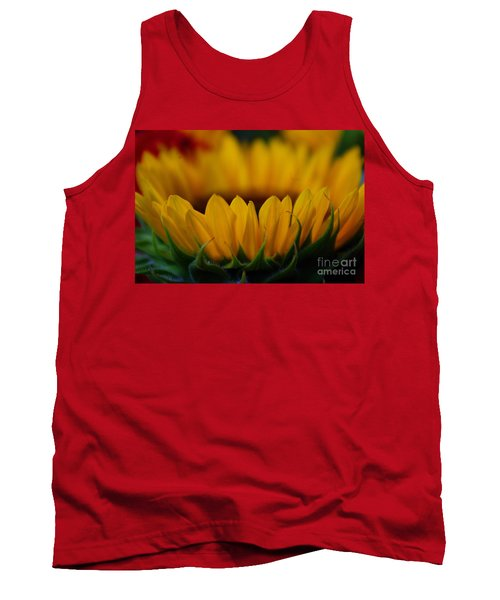 Tank Top featuring the photograph Burning Ring Of Fire by John S