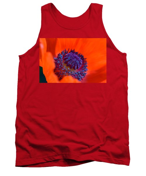 Bursting With Colour Tank Top