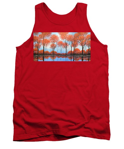 By The Shore Tank Top by Amy Giacomelli