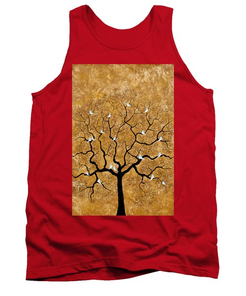By The Tree Tank Top