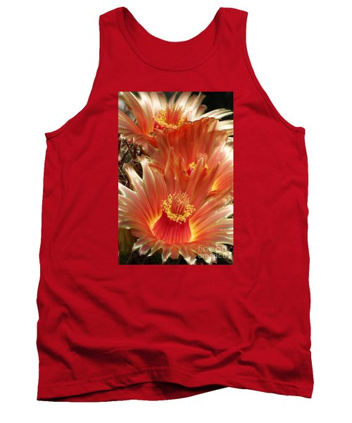 Cactus Blossoms Tank Top
