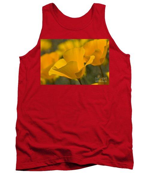 California Poppies Tank Top by Bryan Keil