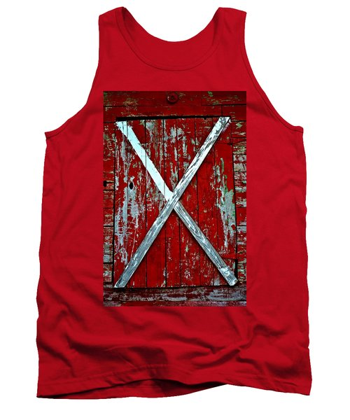 Camp Westminster Barn Tank Top by Tara Potts