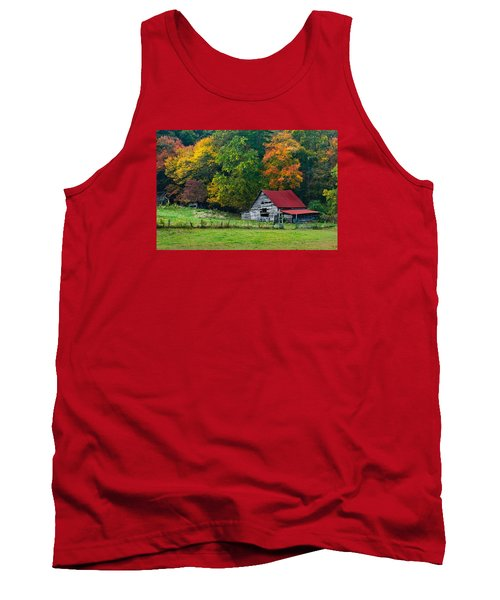 Candy Mountain Tank Top