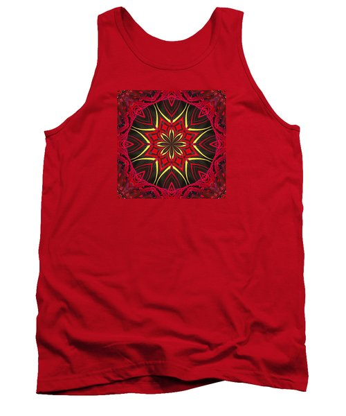 Tank Top featuring the photograph Captive Star  by I'ina Van Lawick