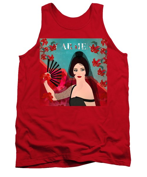 Carmen - Limited Edition 1 Of 15 Tank Top