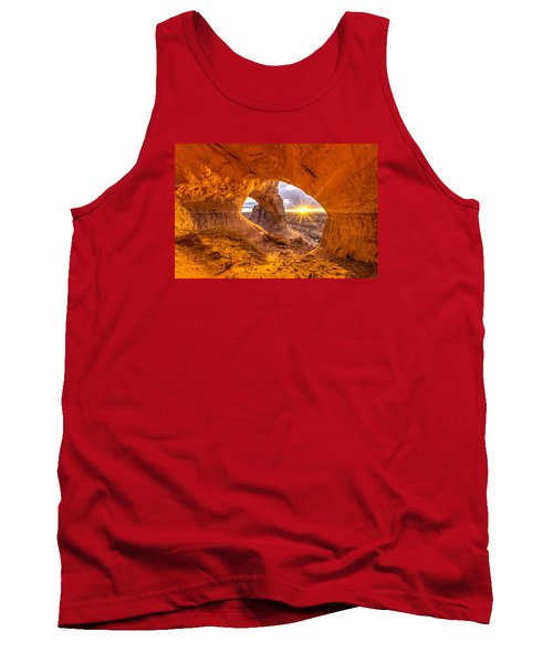 Cave Arch Tank Top by Dustin  LeFevre