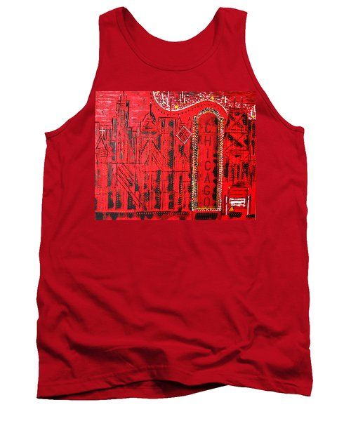 Chicago Theater Tank Top
