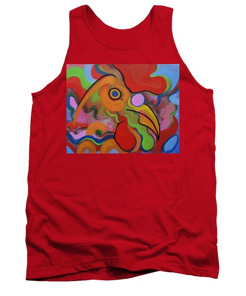 Chick Chock Fun Tank Top