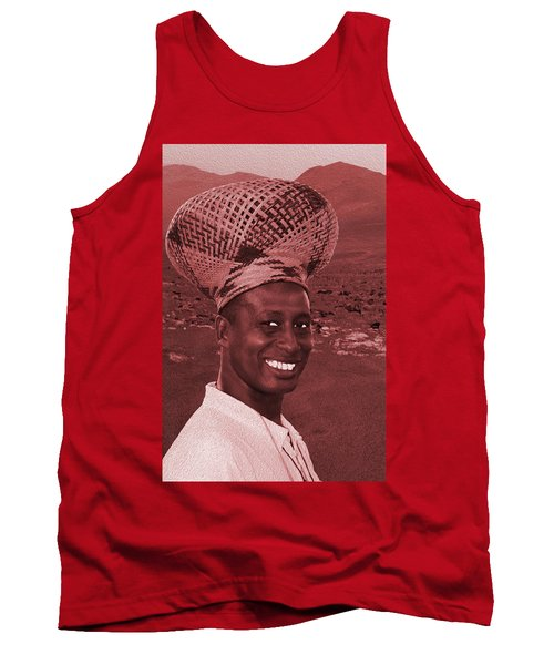 Chief Of The Desert Wf Tank Top