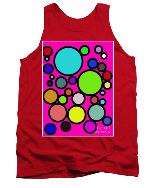 Circles Galore Tank Top