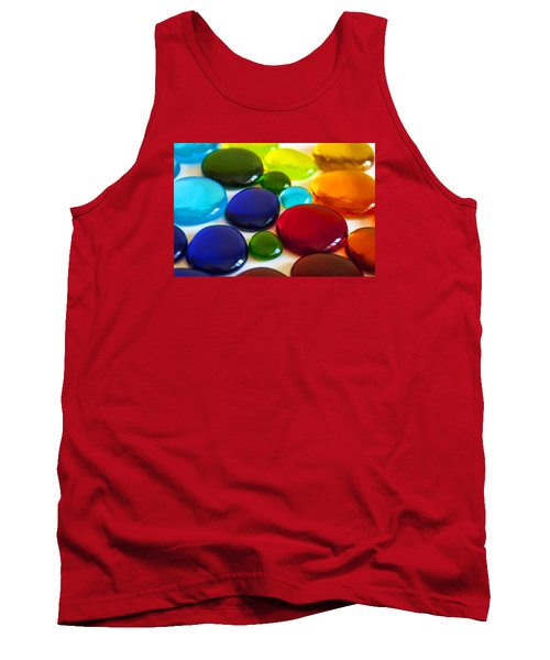 Circles Of Color Tank Top