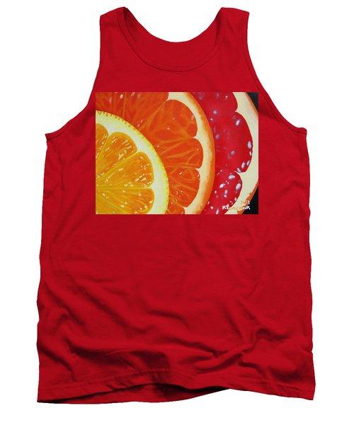 Citrus Hue Tank Top