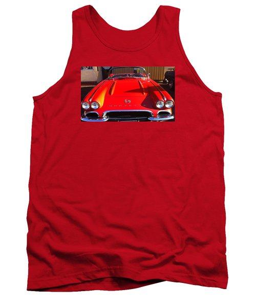 Classic Corvette Tank Top
