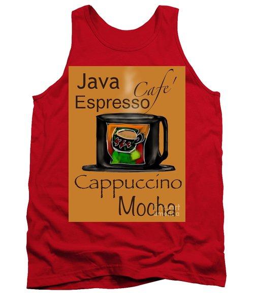 Coffee Break Tank Top