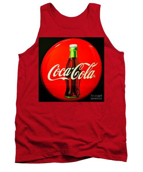 Coke Top Tank Top by Tikvah's Hope