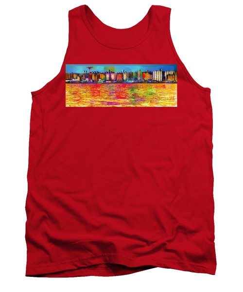 Colorful Coney Island Tank Top